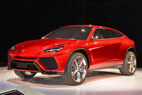 lamborghini urus history photos on better parts ltd