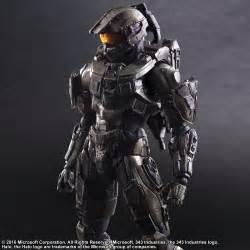 Halo 5 guardians play arts kai master chief square enix online