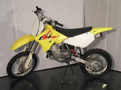 Suzuki 85 Dirt Bike Buy 2012 Suzuki Rm 85 Dirt Bike On 2040motos