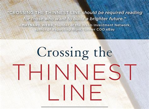 crossing the thinnest line how embracing diversityâ from the office to the oscarsâ makes america stronger books crossing the thinnest line the times weekly community