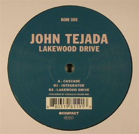 Lakewood Records Tejada Lakewood Drive Vinyl At Juno Records