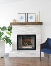 marble fireplace makeover centsational