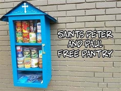 Outdoor Pantry by Diocese Of The Midwest Orthodox Detroit Outreach
