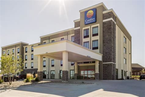Comfort Inn Suites Sioux Falls Sd Booking Com