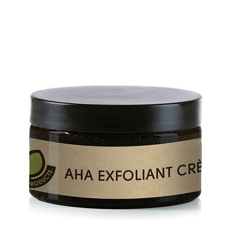 Aha Exfoliant aha exfoliant cr 232 me veganic products