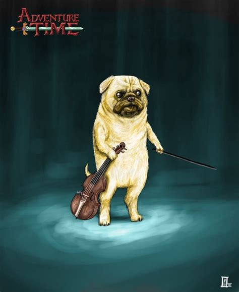 is jake the a pug realistic adventure time ranges from supercute to soul crushing adventure time