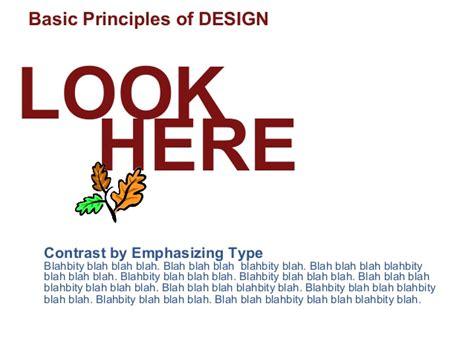 principles of design quiz powerpoint ppt pitch basic design principles