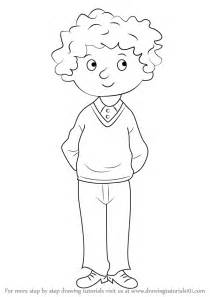 learn draw perfect peter horrid henry horrid henry step step drawing tutorials