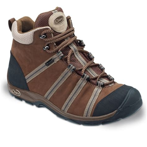 chaco canyonland leather mid event hiking shoe s