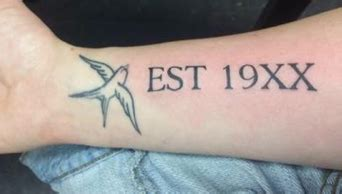 est 19xx tattoo est 19xx tattoos www pixshark images galleries