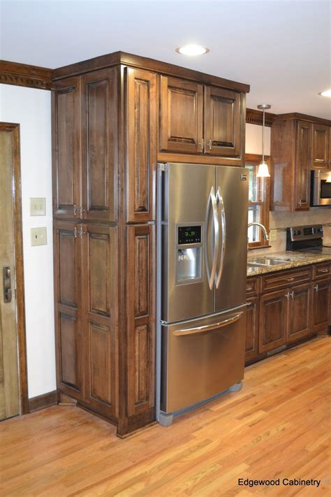 dark walnut kitchen cabinets custom maple cabinets finished in a walnut stain and then