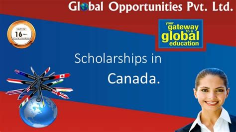 Mba In Canada With Scholarship by Scholarships In Canada