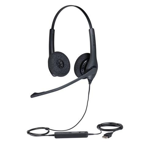 Headset Usb jabra biz 1500 duo usb headset ip phone warehouse