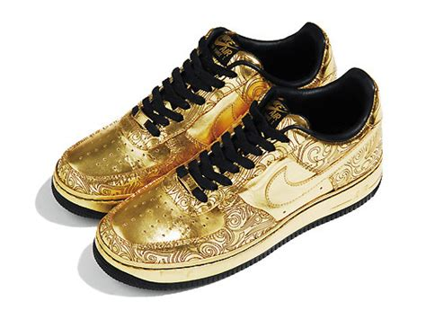most expensive sport shoes pictures of gold objects weirdomatic