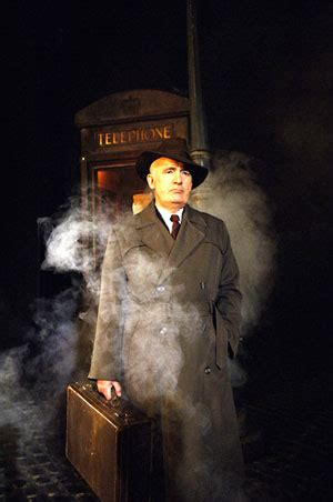 theme of hypocrisy in an inspector calls english theatre today alexandra ivy
