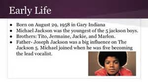 Michael Jackson Biography Essay by Michael Jackson Biography Essay Michael Jackson Timeline Biography Michael Jackson Biography