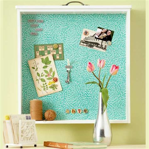 one hour craft projects 10 pretty cork board ideas