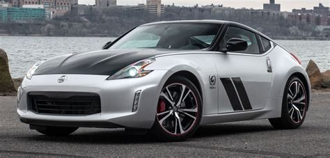 2020 Nissan 370z by Nissan Reveals The 2020 370z 50th Anniversary Edition At N