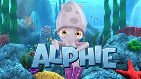 Gamis Squkin press alphie the squid