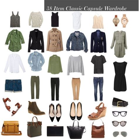 Creating A Capsule Wardrobe Tips by Organising Your Closet By Creating A Capsule Wardrobe