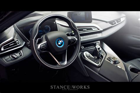 bmw i8 inside stance works first look at the bmw i8 on american soil