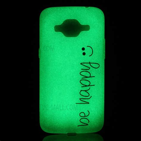 Softcase Tpu Glow In The Samsung J2 Prime Grand Prime G530 1 noctilucent glow back soft tpu mobile phone casing for