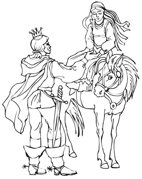 Prince And Princess Coloring Pages Az Coloring Pages Princess And Prince Coloring Pages Printable