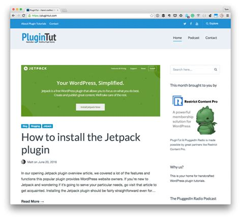 wordpress tutorial on plugins a different take on wordpress tutorials on plugins 67nj