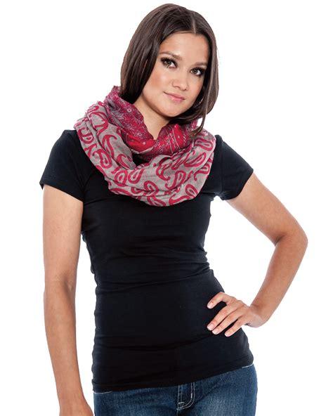 lightweight infinity scarf true rock eternity s lightweight infinity scarf ebay