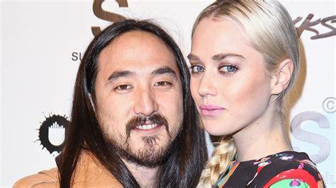 Ori Steve Aoki White And Blue steve aokiがオーストラリア人モデルとの結婚を発表 tokyoedm