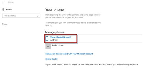 how to connect android phone to computer how to link your android device or iphone to windows 10 continue on pc