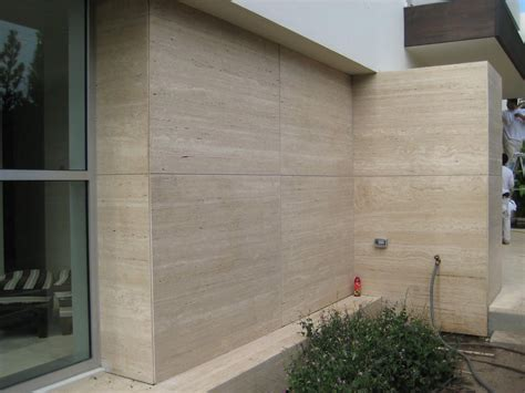 travertine walls exterior cladding novana travertine marble modern