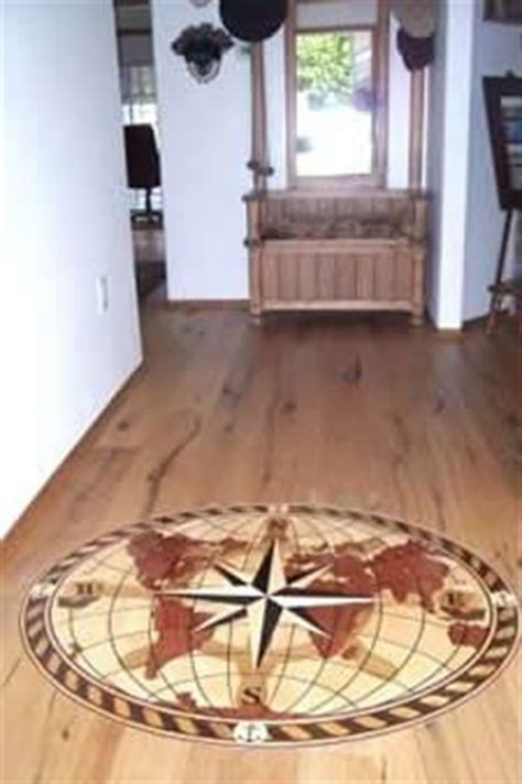 1000  images about Hardwood Flooring Medallions & Parquets