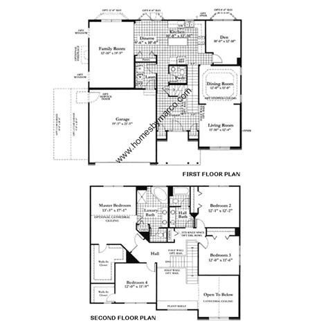 neumann homes floor plans riverton model in the clublands antioch subdivision in antioch illinois homes by marco