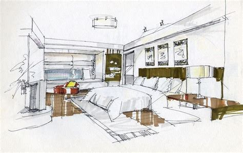 sketch of a bedroom bedroom interior design sketches 3d house free 3d house