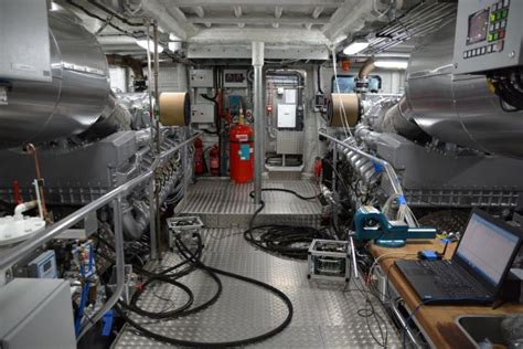 engine room suppression systems ocea delivers all aluminium opv mer et marine