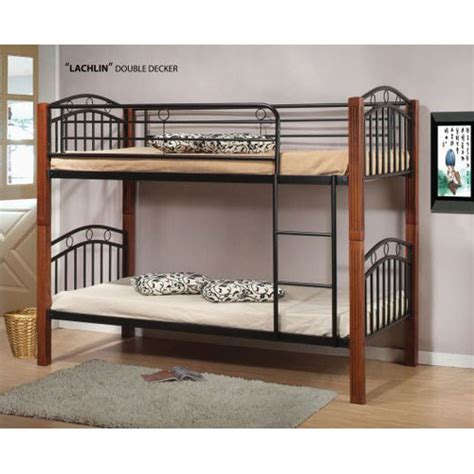 how to build bunk beds bunk bed timber posts converts to two single beds in