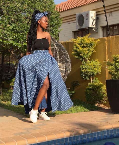 latest shweshwe style designs   fashion