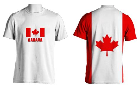 Design T Shirt Canada | canada flag t shirt collections t shirts design