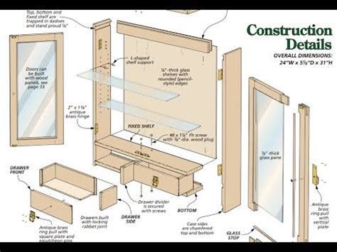 Free Kitchen Design And Build Software cabinet plans how to build a cabinet with plans