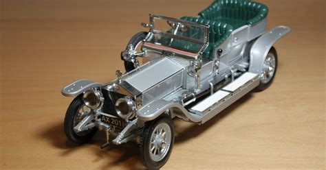 oscars classic model cars collection  rolls royce
