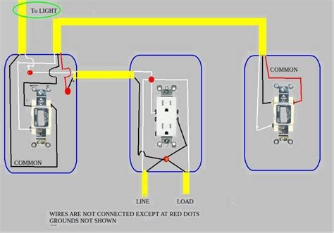 lutron dimmer 3 way switch wiring diagram lutron 3 way