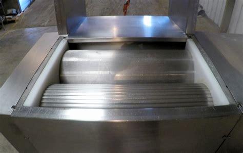 Dough Extrudor rademaker continuous three roll dough extruder pre owned