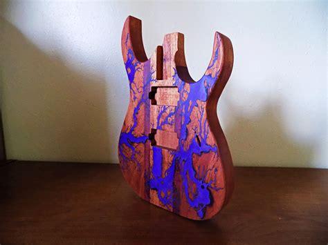 guitar art image  cliffs custom creations
