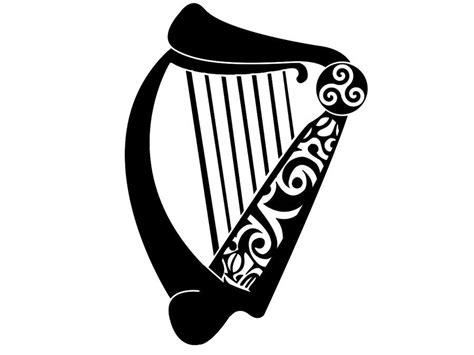 irish harp tattoo designs whispering harp by viodia celtic harp