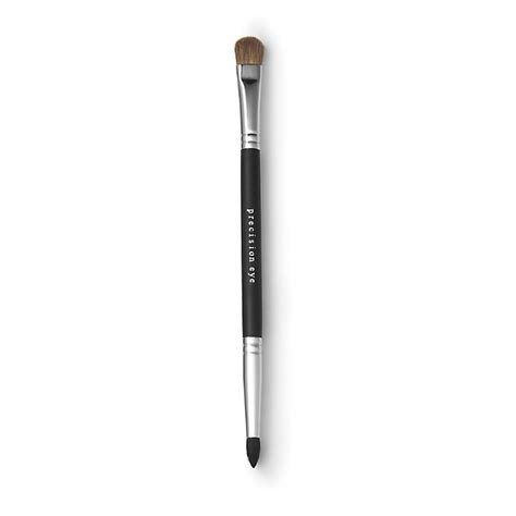 by terry eyelid color brush precision 2 beautycom double ended precision brush makeup brushes bareminerals