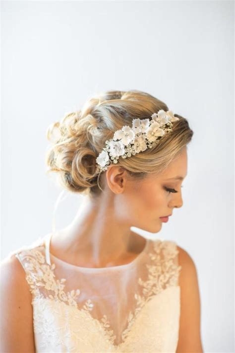 Wedding Hair With Ribbon by Wedding Headpiece Bridal Hair Accessory Bridal Ribbon
