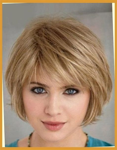 hairstyles for narrow face and fine hair 50 best short hairstyles for fine hair women s fave