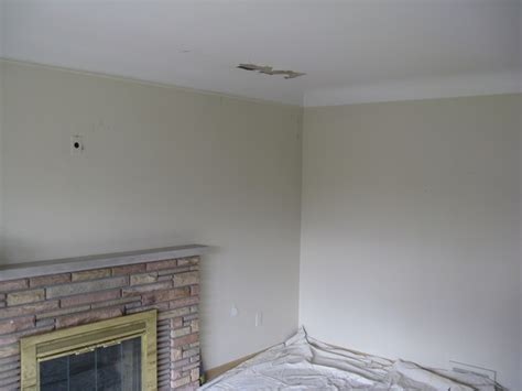 Painting Coved Ceilings Water Damage Cove Ceiling Drywall Contractor Talk