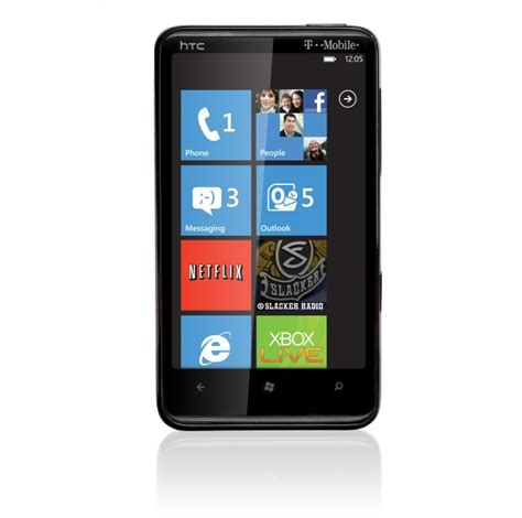 t mobile windows phone htc hd7 windows phone 7 for t mobile official
